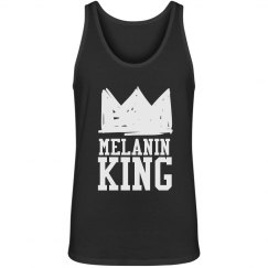 Melanin King Tank Top