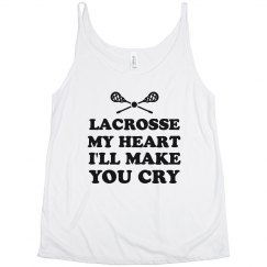 Funny Lacrosse Make You Cry