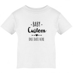 Infant Cotton Tee