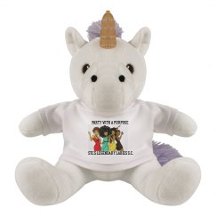 8in Unicorn - Party With A Purpose