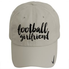 Football Girlfriend Nike Hat