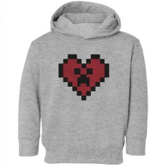 Love Creeper Toddler Hood
