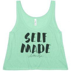 Self Made Crop Top