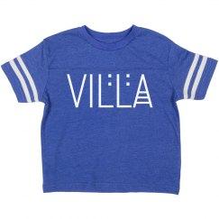 Toddler Villa Title Vintage Sports Tee