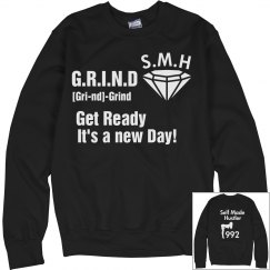 Grind Crew neck