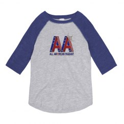 All American Baseball T-shirt (Youth)