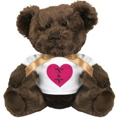 Personalize this teddy