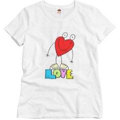 Valentines Day Love Shirt