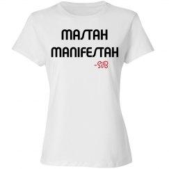 MASTAH MANIFESTAH (White/Black)