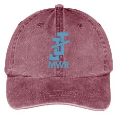 JJ Regional Team Hat - Pink Hat/Blue Text