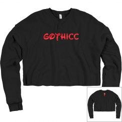 Gothiccc Crop