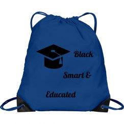 Blue Book Bag