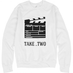 Unisex Film Sweatshirt