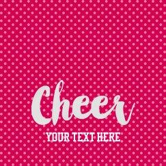 All Over Print Polka Dot Cheer