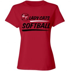 GT LADY CATS SOFTBALL DESIGN 4