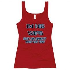 I'm His Wife But He Hasn't Met Me Yet