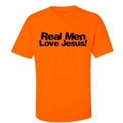 Real Men Love Jesus!