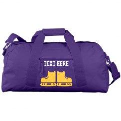 Large Hockey Duffel Bag