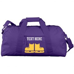 Large Hockey Duffel Bag