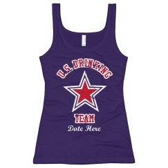 US Drinking Team Star