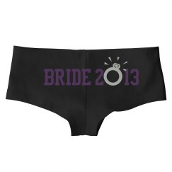 Bride Hotshort with Date
