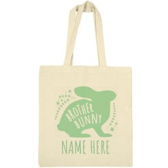 Brother Bunny Tote Bag