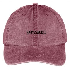 BABYVSWORLD CAP