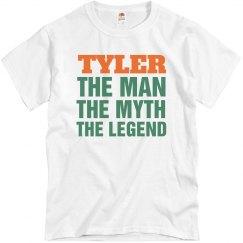 Tyler the man