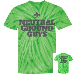 Neutral Ground Mardi Gras