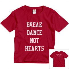Youth Break Dance Tee
