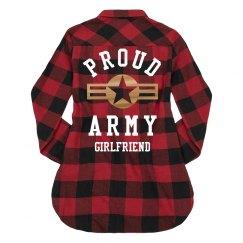 Cute and Custom Army Girlfriend