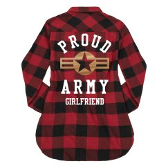 Cute and Custom Army Girlfriend