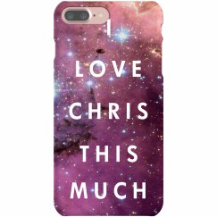 Galaxy of Love for Chris
