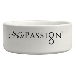 Nupassion Pet Bowl