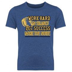 WM Work Hard Youth tee