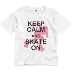 Keep Calm Skate On