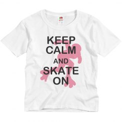 Keep Calm Skate On