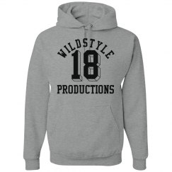 Wildstyle P Sweatshirt (Front Only)