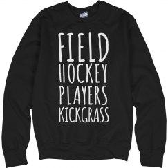 Field Hockey Players Rule