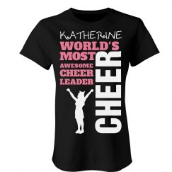 Katherine. Cheerleader