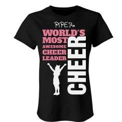 Piper. Cheerleader