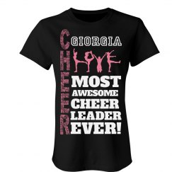 GIORGIA. Cheer