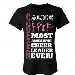 Alice. Cheer