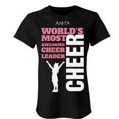Anita. Cheer
