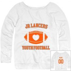 Lancer Slouchy Sweatshirt