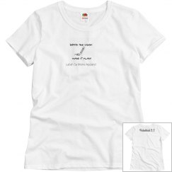 Write the vision tee2