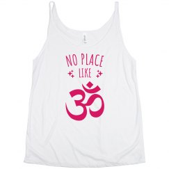 No Place like Om Yoga Tank