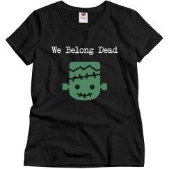 Cute Franky Women's T-Shirt