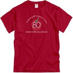 80 Year Logo  Mens tee