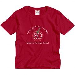 Youth 80 Year Tee